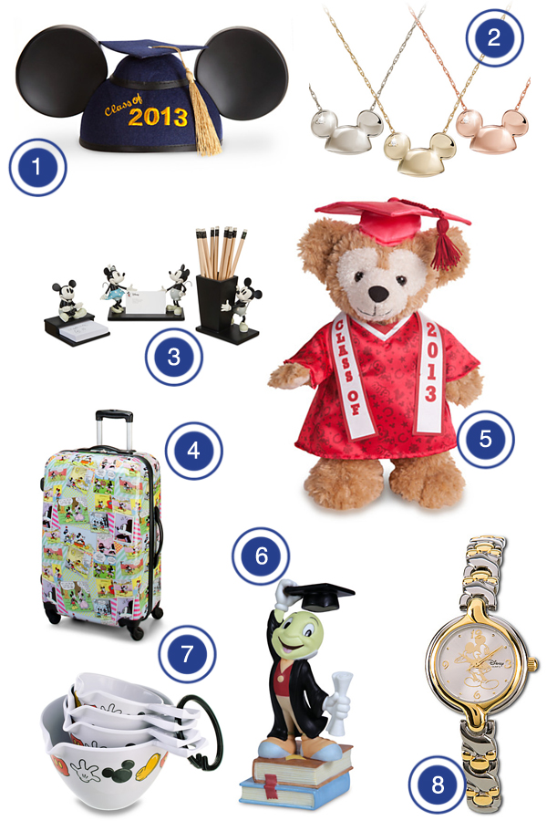 Disney graduation gifts