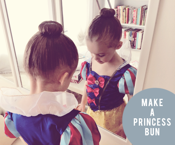 princess bun bibbidi bobbidi boutique