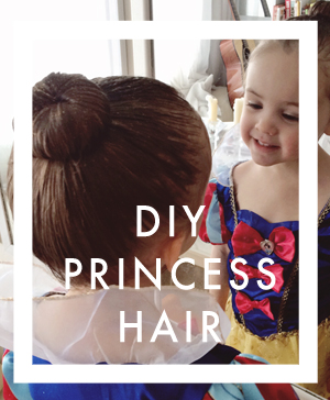 DIY: Create a Disney Princess Bun Inspired by the Bibbidi Bobbidi Boutique