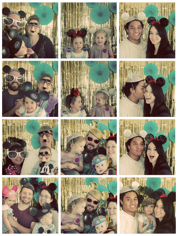 How to create your own photo booth for a party